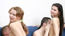 Фотографии Группового Секса